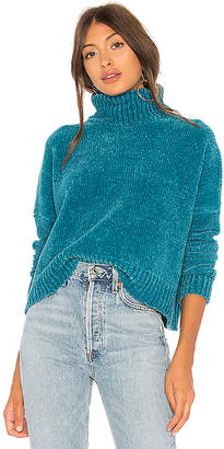 Lovers + Friends Geneva Chenille Sweater