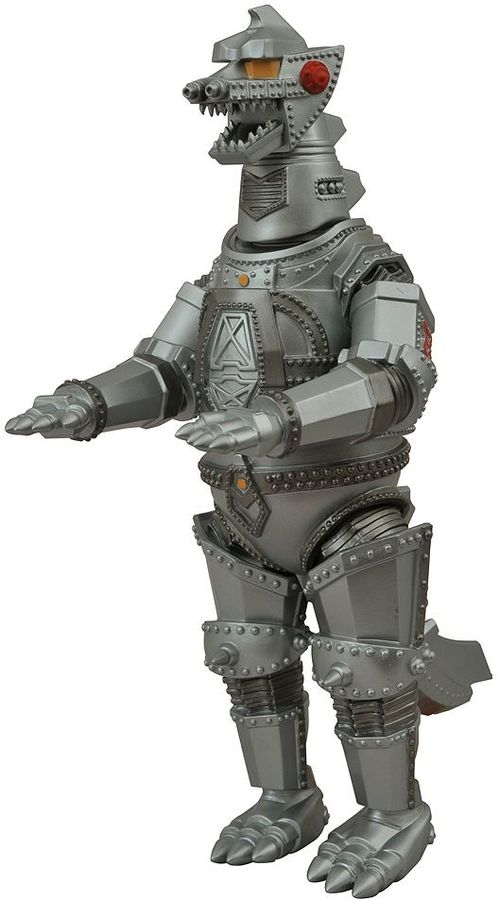 Diamond select toys Godzilla Mechagodzilla Vinyl Figural Bank by Diamond Select Toys