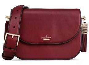 Kate Spade Skye Ridley Street Embellished Leather Shoulder Bag
