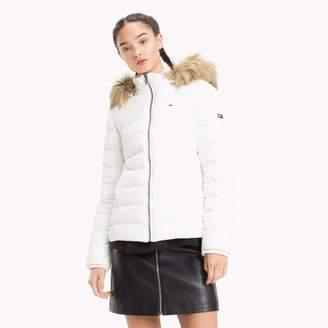 Tommy Hilfiger Essential Hooded Down Jacket