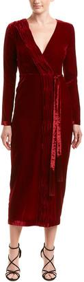 Rachel Zoe Aly Midi Dress