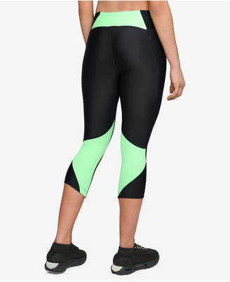 Under Armour Fly Fast HeatGear Capri Workout Leggings