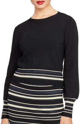 Rachel Roy Zuri Long-Sleeve Sweater