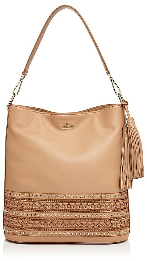 Kate Spadekate spade new york Basset Lane Cobie Leather Shoulder Bag
