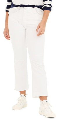 J.Crew Demi-Boot Crop Jeans