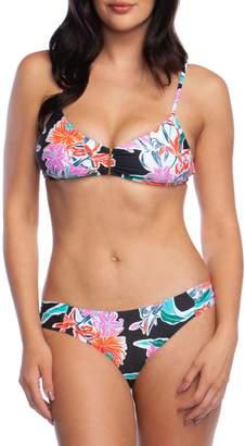 Trina Turk Tropical Wave Bikini Top