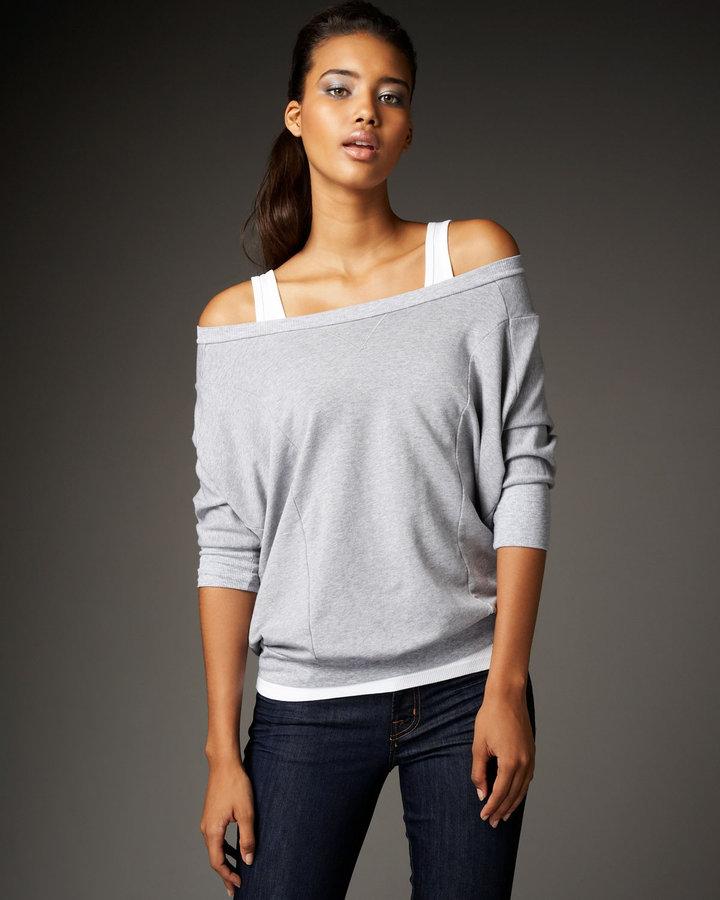 Ella Moss Active Always Sweatshirt