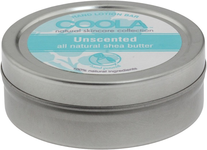 Coola Natural Hand Lotion Bars (Unscented) - Beauty