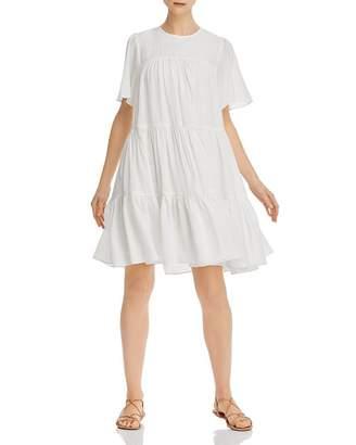 Anine Bing Tabitha Trapeze Dress