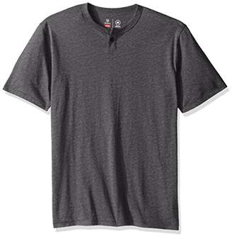 Brixton Men's Basic Short Sleeve Henley