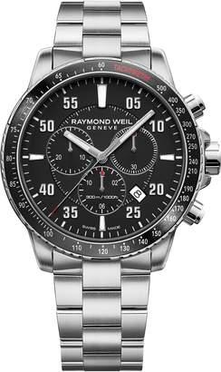 Raymond Weil Tango Sport Chronograph Bracelet Watch, 43mm