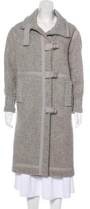 Courreges Vintage Wool Coat