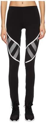 Yohji Yamamoto Mesh Leggings Women's Casual Pants