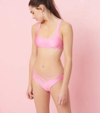 Garage Criss-Cross Cheeky Bikini Bottom