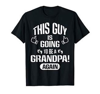 DAY Birger et Mikkelsen Mens Father's going to be a GRANDPA again T-shirt Tees