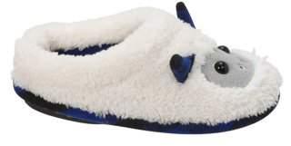 Dearfoams Boy's Novelty Clog Slippers