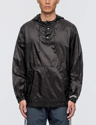 Undefeated U Ripstop Pullover Shell Jacket