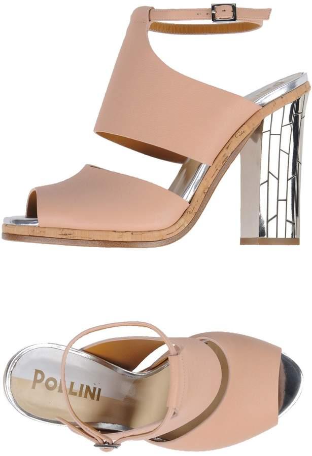 Pollini Sandals - Item 11241396