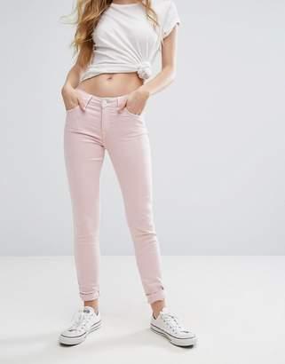 Lee Scarlett Mid Rise Skinny Jeans