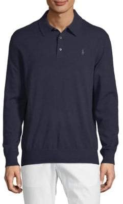 Polo Ralph Lauren Collared Cashmere Sweater