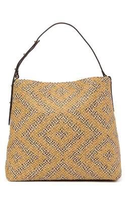 Eric Javits Squishee Up Shoulder Bag