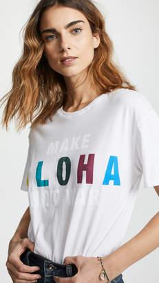 Mikoh Make Aloha Tee