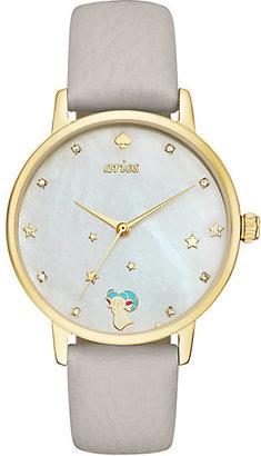 Aries zodiac metro watch $195 thestylecure.com