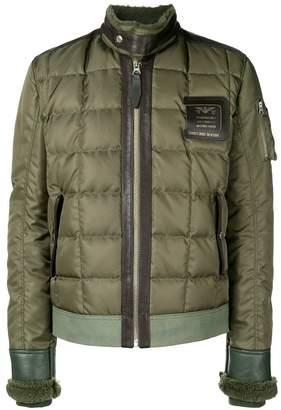 Schott Flying Radio padded jacket