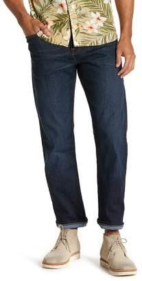 Co Rising Sun & Slim Straight Jean
