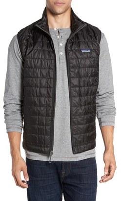 Men's Patagonia Nano Puff Vest $149 thestylecure.com