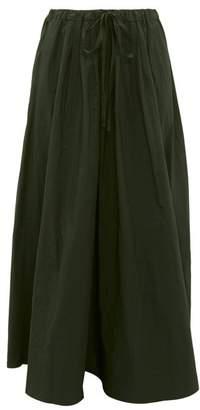 Max Mara Parco Skirt - Womens - Dark Green