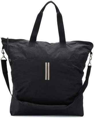 Rick Owens logo detail shoulder bag