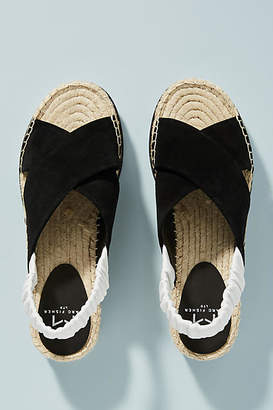 Marc Fisher Pella Platform Espadrille Sandals