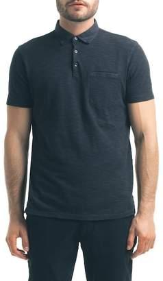 Good Man Brand Button-Down Collar Polo Shirt