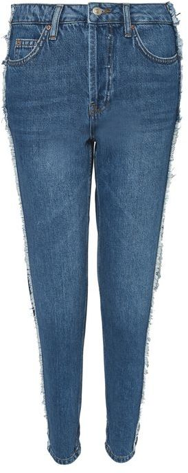 TopshopTopshop Moto contrast panel hayden jeans