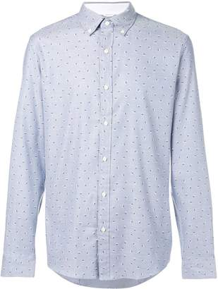 Michael Kors printed button shirt