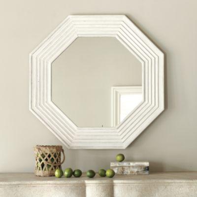 Octagonal Shutter Mirror