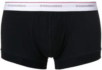 DSQUARED2 slim logo boxer shorts