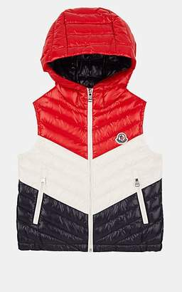 ee2c614d4a72 Moncler Kids  Hooded Down-Quilted Vest