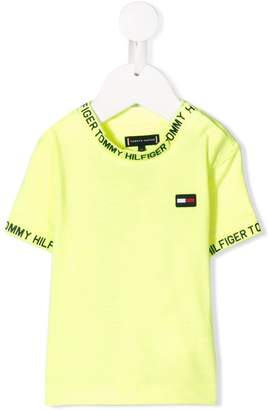 Tommy Hilfiger Junior crew neck logo T-shirt