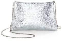 Maison Margiela Metallic Leather Clutch