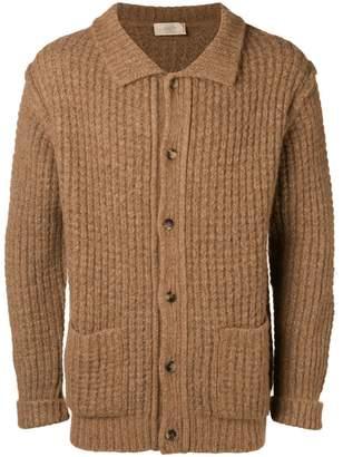 Maison Flaneur buttoned cardigan