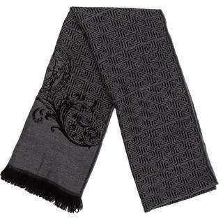 Versace Medusa Wool Scarf