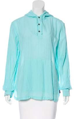 Patagonia Woven Long Sleeve Top
