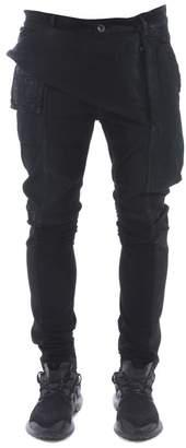 Drkshdw Skinny Biker Jeans