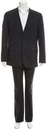Prada Two-Button Virgin Wool Suit