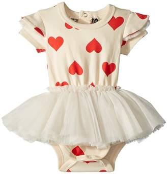 Rock Your Baby Sweetheart Short Sleeve Circus Dress Girl's Dress