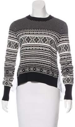 Veronica Beard Knit Long Sleeve Sweater w/ Tags