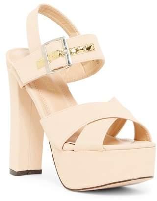 Chloé Chase & Celeste Block Heel Platform Sandal