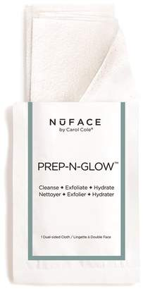 NuFace Prep-n-GlowCleanseand Exfoliation Cloths